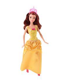 CFB82-Boneca-Princesas-Disney-Brilho-Magico-Bela-Mattel