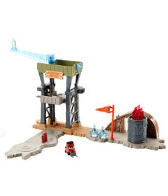 Conjunto-Fire-and-Rescue---Air-Attack---Disney-Avioes---Mattel