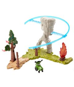 Conjunto-Fire-and-Rescue---Wildfire-Rescue---Disney-Avioes---Mattel