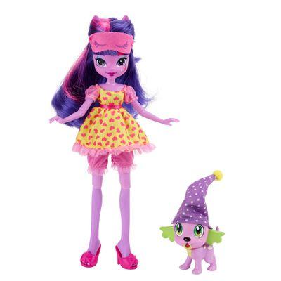 Boneca-My-Little-Pony---Equestria-Girls---Twilight-Sparkle-e-Spike-o-Puppy---Hasbro-1