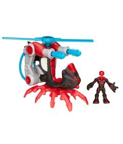 Spider-Man-Preto---Playskool