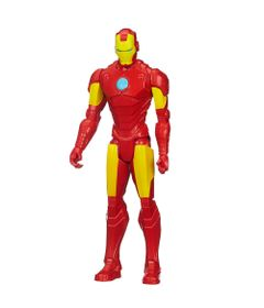 1-Boneco-Marvel-Avengers---Titan-Hero-Series---30-cm---Iron-Man---Hasbro
