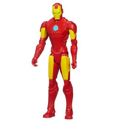 1-Boneco-Marvel-Avengers---Titan-Hero-Series---30-cm---Iron-Man---Hasbro