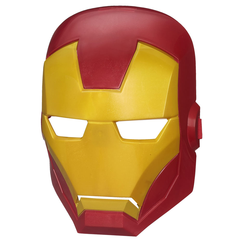 Máscara Avengers - A Era de Ultron - Marvel - Iron Man - Hasbro