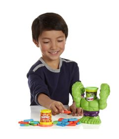 B0308-Massinha-Play-Doh-Esmaga-Hulk-Marvel-Hasbro