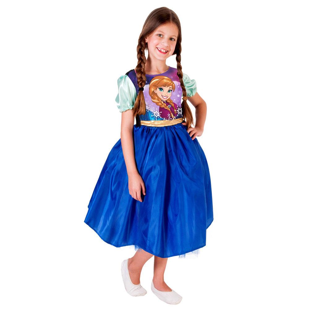 Fantasia Standard Frozen - Anna - Rubies Fantasia Standard Frozen - Anna - Tam P - Rubies
