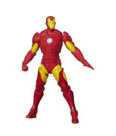 Boneco-Avengers---Marvel---Herois-Poderosos---Iron-Man---15-cm---Hasbro-1