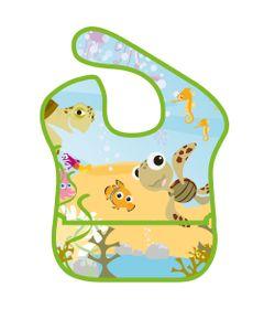 Babador-com-Bolso-Frontal---Procurando-Nemo---Disney---Girotondo-Baby