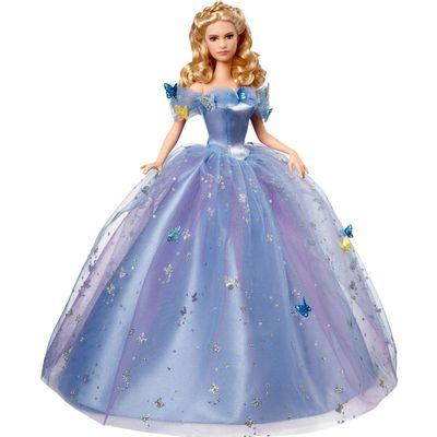 1-Boneca-Colecionavel-Disney-Princesas---Cinderela-de-Luxo---Mattel