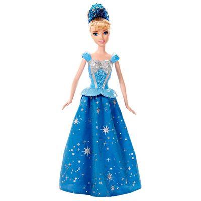 Boneca Princesas Disney - Cinderela Baile Encantado - Mattel