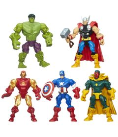 B1917-Bonecos-Marvel-Titan-Hero-Series-30-cm-Iron-Man-War-Machine-e-Quick-Silver-Hasbro