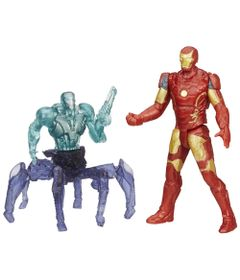 B1482-Boneco-Marvel-Avengers-Age-of-Ultron-635-cm-Iron-Man-Mark-43-vs-Sub-Ultron-001-Hasbro