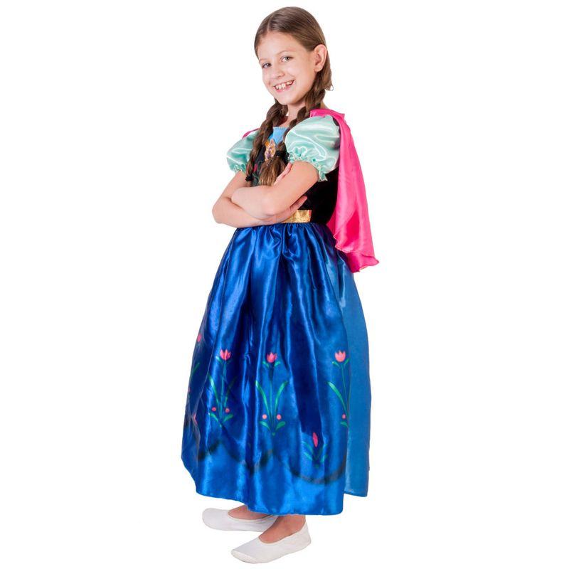 be9efc99f70efd Fantasia Infantil Frozen - Princesa Anna - Global Fantasias - Disney ...