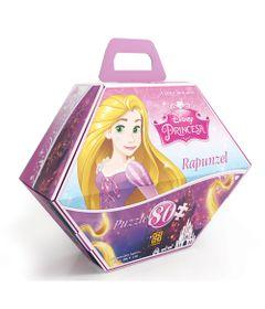 Bolsa-Quebra-Cabeca-80-Pecas---Princesas-Disney-Rapunzel---Grow