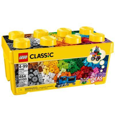 LEGO Classic - Caixa Média de Peças Criativas - 10696