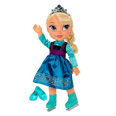 Boneca-Princesa-Elsa-de-Patins---38-Centimetros---Disney-Frozen---Sunny