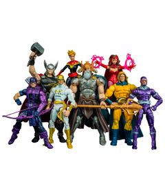 Kit-Marvel-Legends-Infinite-Series---Build-a-Figure---Avengers---Hasbro