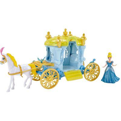Carruagem-Princesas-Disney---Cinderella---Mattel-1