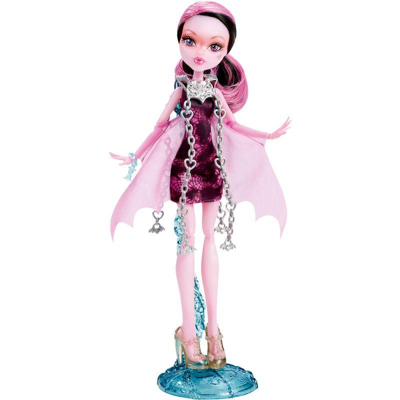 66a70a564 Boneca Monster High Assombrada - Draculaura - Mattel