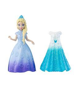 Mini-Boneca-Disney-Frozen---Rainha-Elsa---Mattel