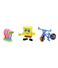 Mini-Figuras-Bob-Esponja---Bob-Esponja-e-Gary---Imaginext---Fisher-Price-1
