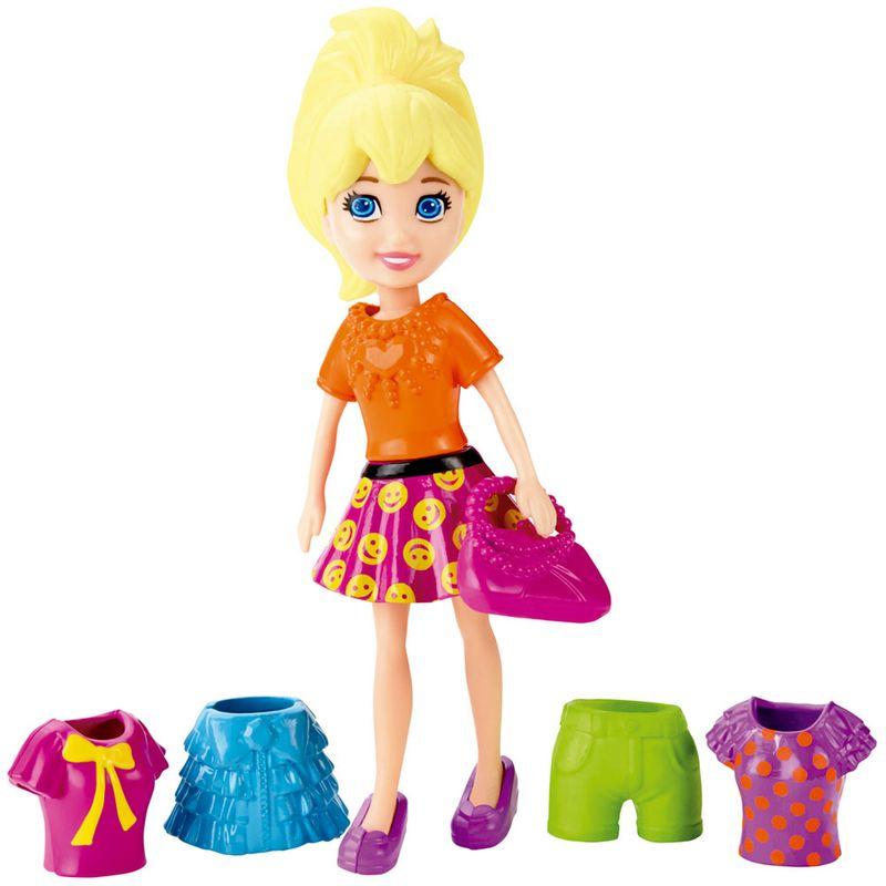 Polly Pocket figurine