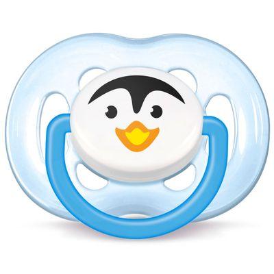 Chupeta-Freeflow-Pinguim-Unitaria---Meninos---Philips-Avent