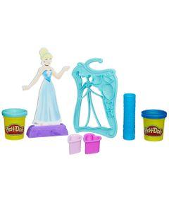 Conjunto-Play-Doh---Princesas-Disney---Vestidos-Encantados---Cinderela---Hasbro-1