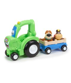 Veiculo-Handle-Haulers---Trator-Frankly-Farmer---Little-Tikes