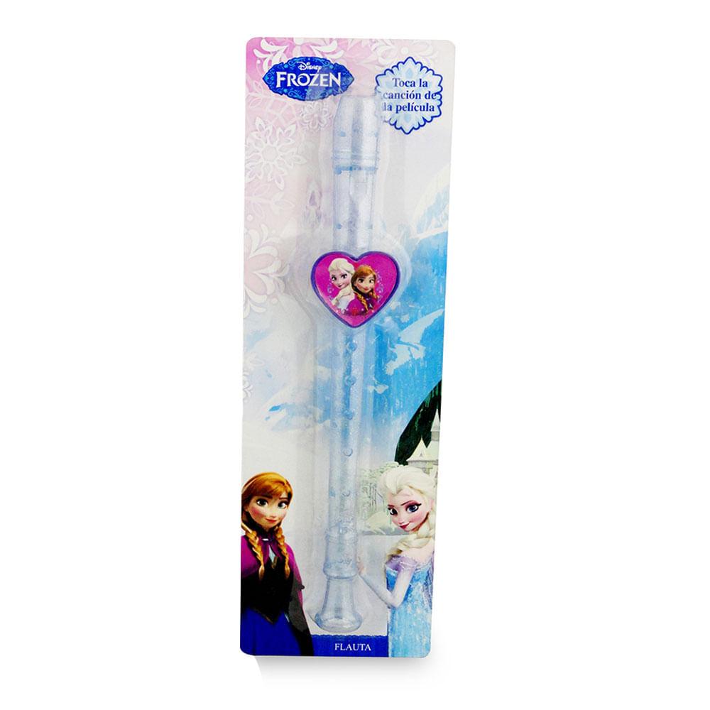 Flauta Doce - Disney Frozen - Branca - Toyng