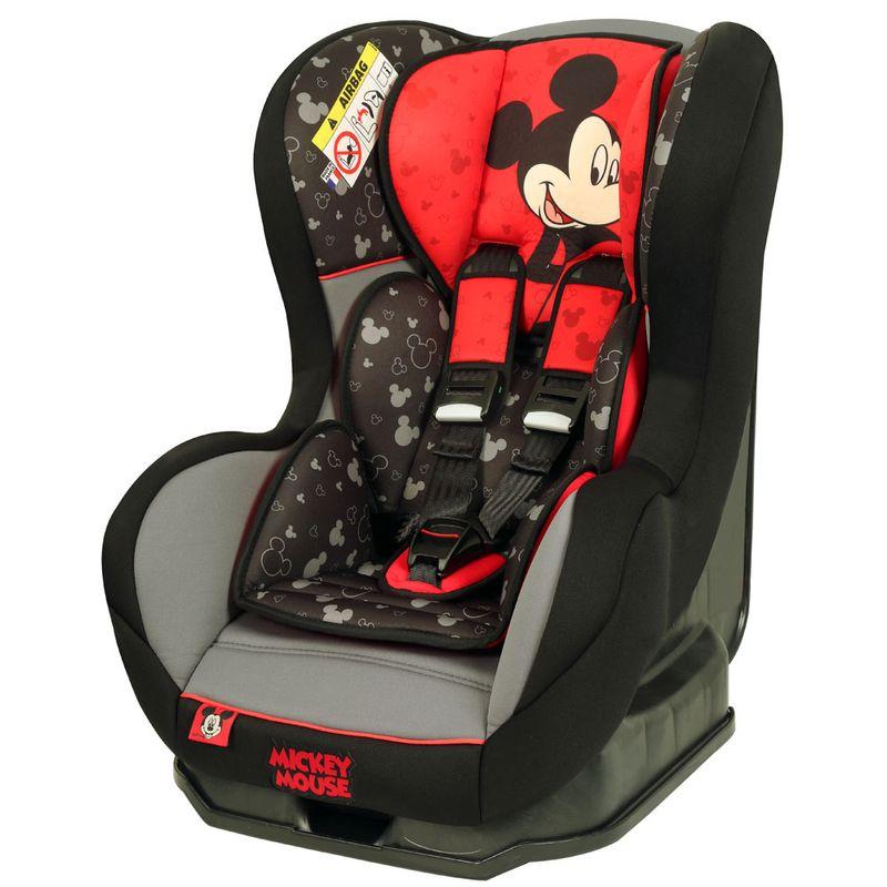 5ca84dff123e7 Cadeira Para Auto - De 0 a 25 Kg - Cosmo SP - Mickey Mouse - Team Tex -  Disney - Ri Happy Brinquedos