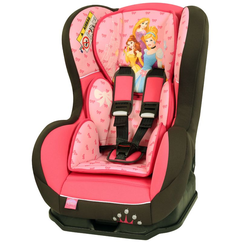 a8c02710859db Cadeira Para Auto - De 0 a 25 Kg - Cosmo SP - Princesas Disney - Team Tex -  Ri Happy Brinquedos