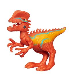 Mini-Figura-Jurassic-World---Dinossauro-Dilophosaurus---Playskool-Heroes---Hasbro
