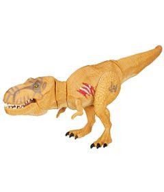 Figura-Jurassic-World---Dino-Duplo-Ataque---Tyrannasaurus-Rex---Marrom---Hasbro-1
