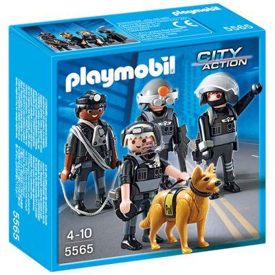 1046-Playmobil-City-Action-Equipe-de-Policia-Tatica-5565