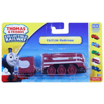 Locomotivas-Grandes-Thomas---Friends-Collectible-Railway---Caitlin---Mattel