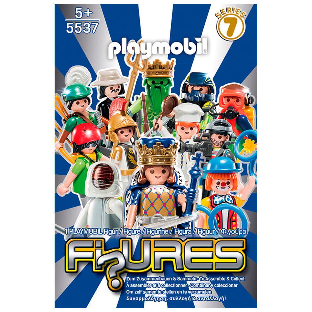 Playmobil - Minifiguras - Série 7 - 5537
