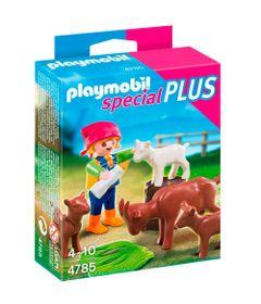 Playmobil---Especial-Plus---Tratadora-de-Animais---4785