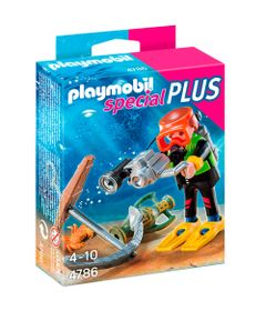 Playmobil---Especial-Plus---Mergulhador---4786