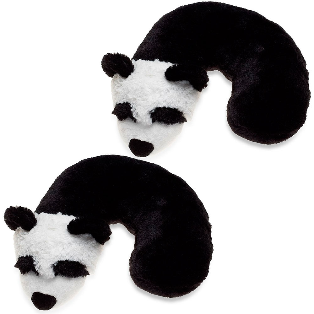 Kit com 2 Suportes para Pescoço Panda - Jeep