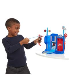 Playset-Campo-de-Treinamento---Ultimate-Spider-Man-Web-Warriors---Hasbro-1
