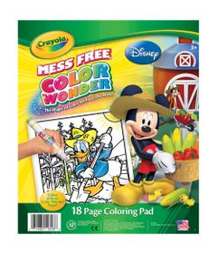 5032446-75-1826N-Color-Wonder-18-page-Coloring-Disney-Mickey