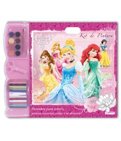 Kit-de-Pintura---Princesas-Disney---Multikids