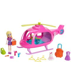 Boneca-Polly-Pocket---Helicoptero-da-Polly---Mattel