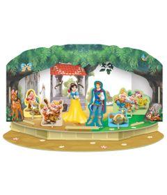 Playset---Momentos-Magicos-Princesas-Disney---Branca-de-Neve---Estrela
