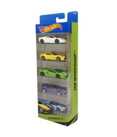 Carrinhos-Hot-Wheels-Pacote-com-5-Carros-HW-Exotics-5-Mattel