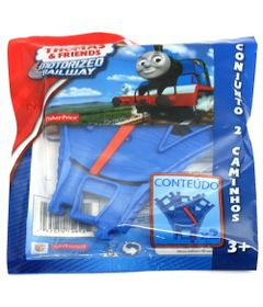 Ferrovia-Thomas-e-Friends-Conjunto-2-Caminhos-Mattel