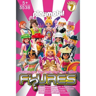 Playmobil-Minifiguras-Serie-7-5538
