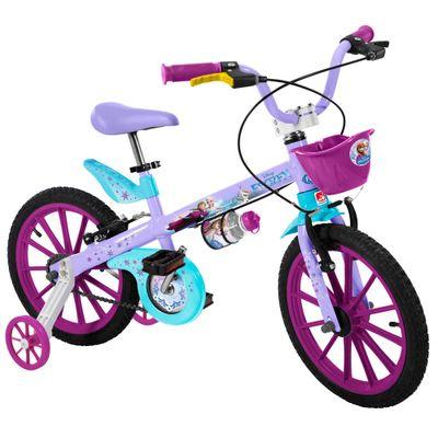 Bicicleta-X-Bike-Aro-16---Disney-Frozen---Bandeirante