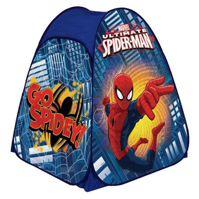 5036407-BP1502-Barraca-Infantil-Portatil-Marvel-Spider-Man-Zippy-Toys